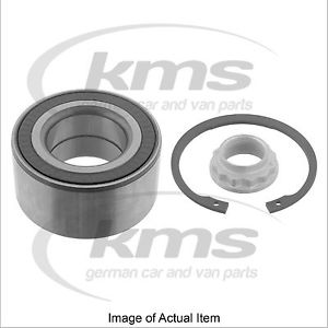 high temperature WHEEL BEARING KIT BMW X3 ATV/SUV d E83 2.0L – 175 BHP Top German Quality