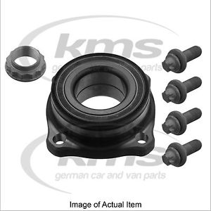 high temperature WHEEL BEARING KIT BMW 5 Series Saloon 525d F10 2.0L – 215 BHP Top German Quality
