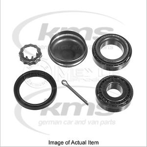 high temperature WHEEL BEARING KIT AUDI CABRIOLET (8G7, B4) 1.9 TDI 90BHP Top German Quality