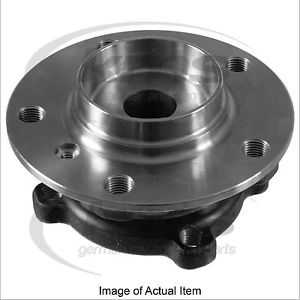 high temperature WHEEL HUB INC BEARING BMW 7 Series Saloon 735i E65 3.6L – 272 BHP Top German Qua