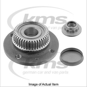 high temperature WHEEL HUB INC BRG & ABS RING Seat Arosa Hatchback  (1997-2001) 1.4L – 100 BHP To