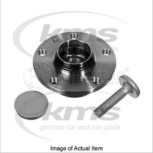 high temperature WHEEL HUB VW PASSAT (3C2) 2.0 TDI 122BHP Top German Quality