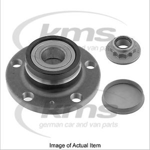 high temperature WHEEL HUB INC BEARING Skoda Fabia Estate TDI 90 (2010-) 1.6L – 89 BHP Top German
