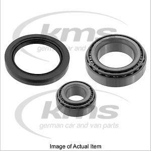 high temperature WHEEL BEARING KIT Mercedes Benz CLS Class Coupe CLS350CDI BlueEFFICIENCY C218 3.