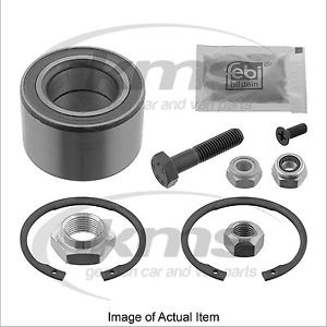 high temperature WHEEL BEARING KIT VW Polo Hatchback  MK 3 (1994-2000) 1.0L – 45 BHP FEBI Top Ger