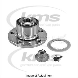high temperature WHEEL HUB VW POLO (6R_) 1.6 TDI 105BHP Top German Quality