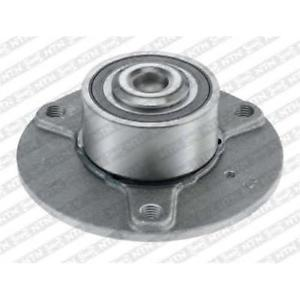 high temperature SNR Wheel Bearing Kit SMART FORTWO Cabrio (451)electric drive Convertible 2013-