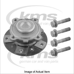 high temperature WHEEL HUB INC BEARING & KIT BMW 3 Series Estate 320d Touring E91 2.0L – 181 BHP