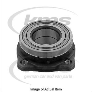 high temperature WHEEL BEARING BMW 5 Series Saloon 525d F10 3.0L – 201 BHP Top German Quality