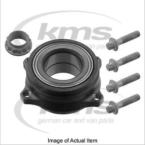high temperature WHEEL BEARING KIT Mercedes Benz E Class Estate E200CGI BlueEFFICIENCY S212 1.8L
