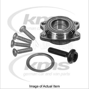 high temperature WHEEL BEARING KIT AUDI A4 Estate (8E5, B6) 2 130BHP Top German Quality
