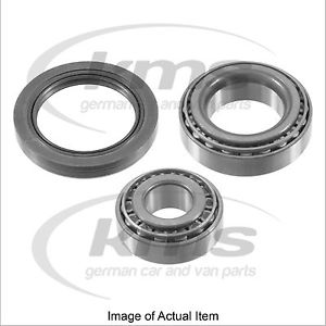high temperature WHEEL BEARING KIT Mercedes Benz SLK Class Convertible SLK300 R171 3.0L – 228 BHP