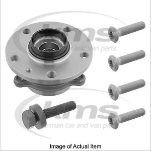 high temperature WHEEL HUB INC BEARING Audi Q3 SUV TFSI 170 quattro (2011-) 2.0L – 168 BHP Top Ge