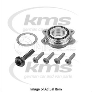 high temperature WHEEL BEARING KIT AUDI A6 Estate (4F5, C6) RS6 quattro 580BHP Top German Quality
