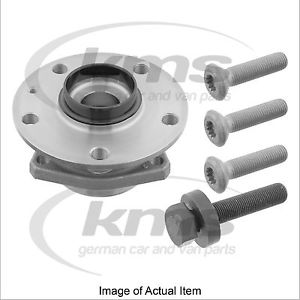 high temperature WHEEL HUB INC BEARING VW Golf Estate TDI 105 MK 6 (2009-) 1.6L – 104 BHP Top Ger