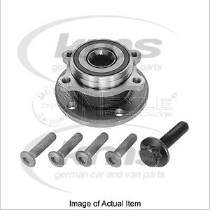 high temperature WHEEL HUB AUDI A3 Cabriolet (8P7) 2.0 TDI 140BHP Top German Quality