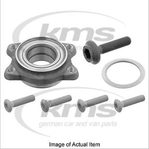 high temperature WHEEL BEARING KIT Audi A4 Estate TDi Avant B6 (2001-2004) 1.9L – 115 BHP Top Ger