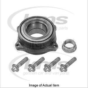 high temperature WHEEL BEARING KIT MERCEDES E-CLASS (W211) E 350 4-matic (211.087) 272BHP Top Ger