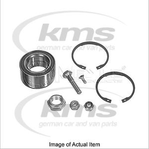 high temperature WHEEL BEARING KIT VW PASSAT Saloon (32B) 1.6 TD 70BHP Top German Quality
