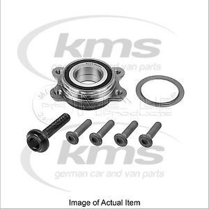high temperature WHEEL BEARING KIT AUDI A6 Allroad (4FH, C6) 2.7 TDI quattro 163BHP Top German Qu