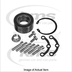 high temperature WHEEL BEARING KIT MERCEDES C-CLASS (W203) C 320 4-matic (203.084) 218BHP Top Ger