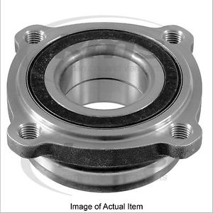 high temperature WHEEL BEARING BMW 7 Series Saloon 740Li E66 4.0L – 302 BHP Top German Quality