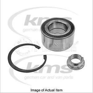 high temperature WHEEL BEARING KIT BMW X3 (E83) xDrive 20 d 177BHP Top German Quality