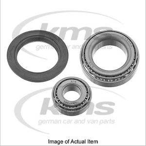 high temperature WHEEL BEARING KIT VW Golf Convertible  MK 4 (1998-2006) 2.0L – 115 BHP Top Germa