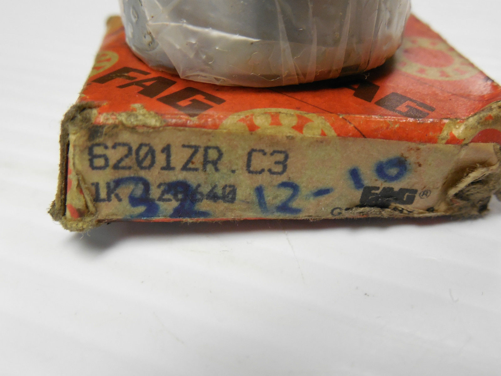 high temperature  FAG BALL BEARING 6201ZR-C3 6201-ZR-C3 6201ZRC3