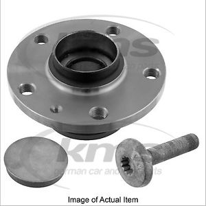high temperature WHEEL HUB INC BEARING VW Jetta Saloon TSI 122 (2011-) 1.4L – 120 BHP Top German