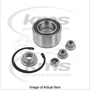 high temperature WHEEL BEARING KIT VW GOLF MK4 (1J1) 1.9 TDI 4motion 101BHP Top German Quality