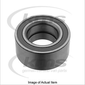 high temperature WHEEL BEARING Audi A4 Estate Avant B7 (2004-2008) 2.0L – 128 BHP FEBI Top German