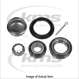 high temperature WHEEL BEARING KIT VW GOLF MK2 (19E, 1G1) 1.8 GTI 107BHP Top German Quality