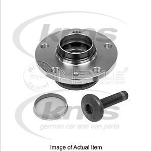 high temperature WHEEL HUB VW GOLF MK6 (5K1) 1.6 TDI 105BHP Top German Quality