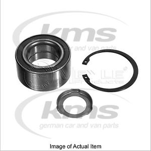 high temperature WHEEL BEARING KIT BMW 3 (E46) 318 d 116BHP Top German Quality