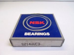 high temperature NSK 6214VVC3 DEEP GROOVE BALL BEARING MANUFACTURING CONSTRUCTION