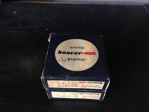 high temperature Hoover NSK Ball Bearings 5203 New Old Stock LOT OF TWO