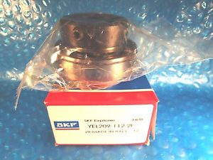 "high temperature SKF YEL 209-112-2F, YEL209-112-2F, Ball Bearing Insert,1-3/4"" Bore, 85 mm OD"