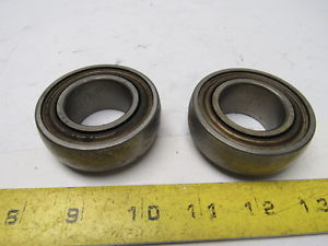 high temperature SKF 454206-104 Ball Bearing Insert Used Lot of 2