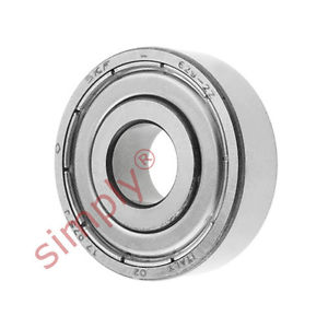 high temperature SKF 6292Z Metal Shielded Deep Groove Ball Bearing 9x26x8mm