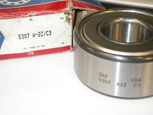 high temperature 35mm SKF 5307 A2Z C3 SHIELDED DEEP GROOVE BALL BEARING