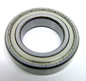 high temperature SKF Single Row Deep Groove Ball Bearing with 2 Metal Shields 6007 2ZJEM UE01