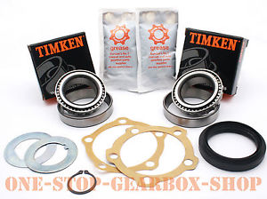 high temperature Land Rover Discovery 1 Defender New GENUINE TIMKEN Full Wheel Bearing Kit