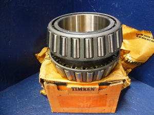 high temperature Timken 579TD Double Cone Tapered Roller Bearing