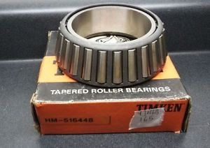 high temperature Timken Tapered Roller Bearing HM516448