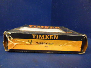 high temperature Timken 74850 Tapered Bearing Cup