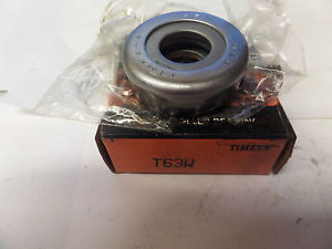 high temperature Timken Tapered Roller Thrust Bearing T63W New