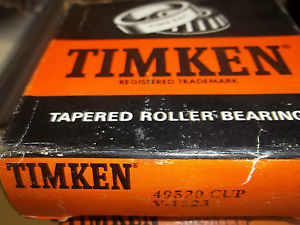 high temperature Timken 49520 Cup V.1623