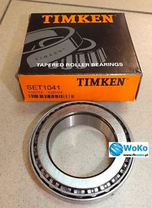 high temperature Tapered roller bearing 32011 TIMKEN dimension 55x90x23 free fast shipping