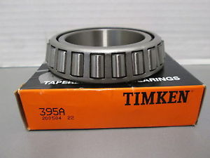 high temperature 395A TIMKEN TAPERED ROLLER BEARING